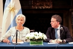 IMF提高对阿根廷贷款规模 坚持浮动汇率为条件