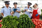 报告指食品安全透明度有所提升 地区差异仍较大
