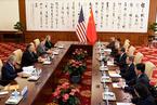 美国国务卿:美国不反对中国发展 也没有全面遏制中国的政策