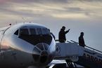 俄载人飞船发射出故障 航天员安全着陆