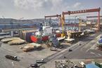 韩国几近垄断LNG船建造 今年有望超越中国重返第一