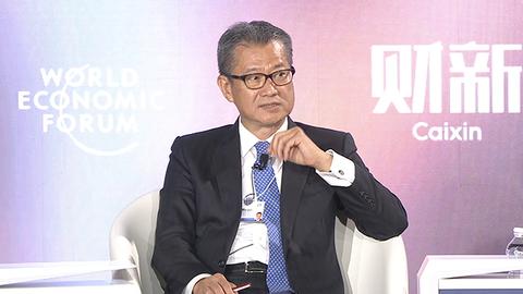 香港财政司司长陈茂波:如何实现大湾区各地协同发展是一个挑战