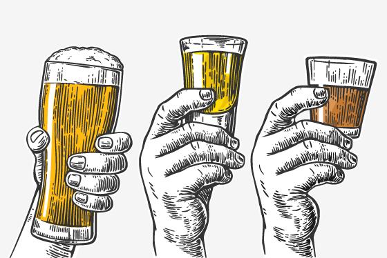 全球每10秒因酒精死亡1人 中国人酒精消费超全球水平