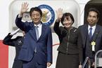 安倍抵京开始三天访华 日本舆论审慎而期待