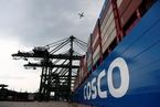中远海运港口前三季净利猛增 四季度或受贸易战影响