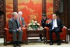 李克强会见美国会访华团 美议员称美中共同利益远大于分歧