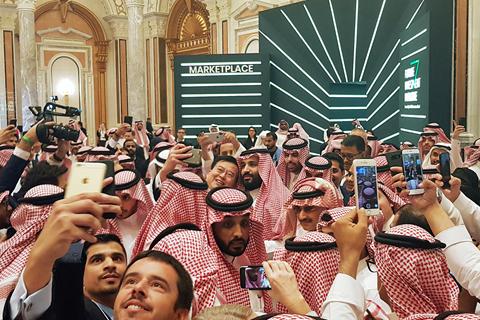 沙特:以金钱为筏浮出舆论漩涡