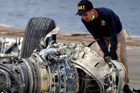 印尼狮航空难189人死亡 波音飞机2018年事故数居首