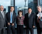 """""""财新国际圆桌: 中国投资与澳大利亚""""成功举办"""