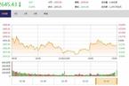 今日收盘:金融、周期股集体回调 沪指缩量震荡跌0.23%