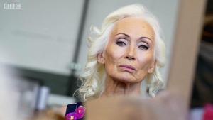 66岁的乌克兰时装模特