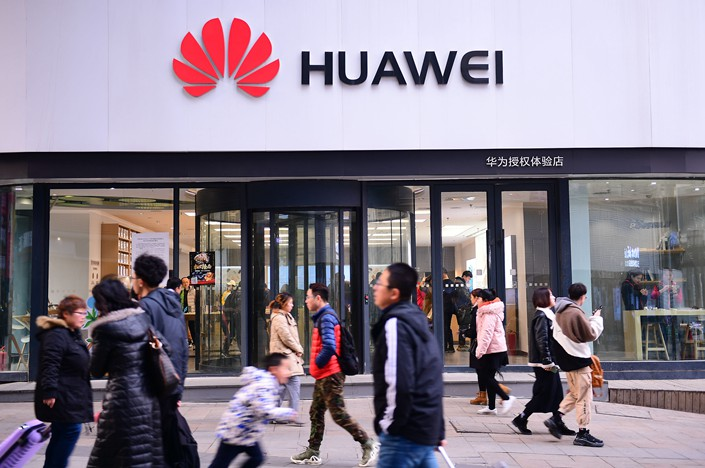 Rebuffed in U S  and Australia, Huawei Sees Big Potential in India