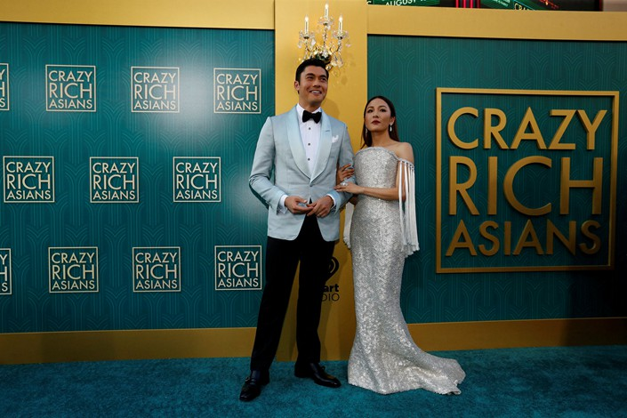 Chinese Audiences Less Than Crazy About Rom-Com Rich in Asians