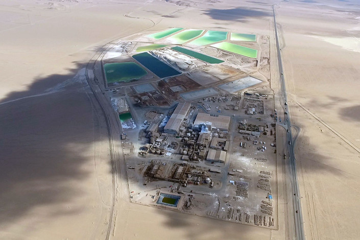 China's Largest Lithium Producer Closes $4 Billion Chile Deal