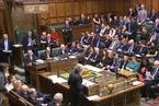"""英国下议院""""脱欧协议""""辩论进入第三天 草案通过前景不明朗"""