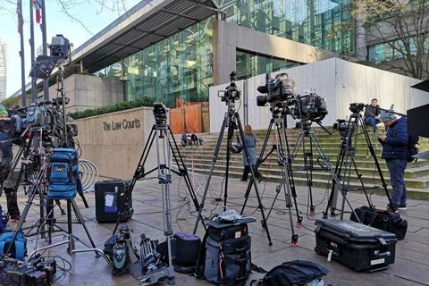 美高官称孟晚舟被拘不致影响中美磋商 孟在加私宅遭闯入