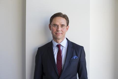 欧委会副主席卡泰宁:中欧推动WTO改革的首要任务是什么