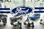 福特中国销售高管离职 长安福特11月销量暴跌70%