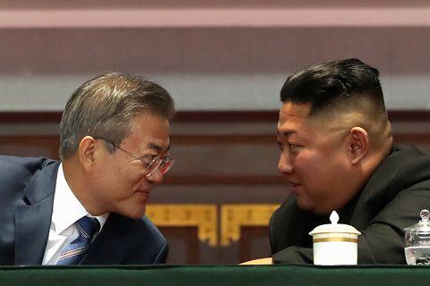 金正恩回访韩国前景陷入混沌 半岛和解进程会否趋缓