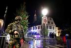 法国斯特拉斯堡圣诞集市发生枪击 已致1死9伤