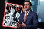 《时代周刊》公布年度人物 记者群体登上封面