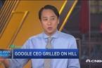 【华尔街原声】分析人士:谷歌CEO被议员拷问很难带来政策改变