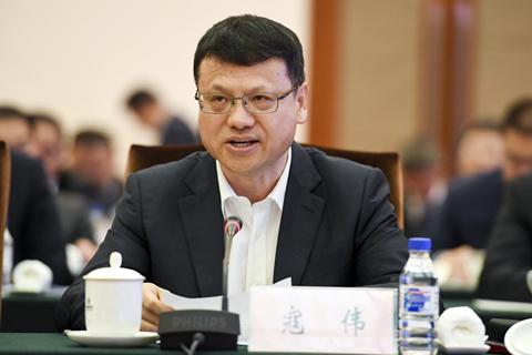 寇伟正式担任国家电网董事长 陈飞虎任大唐集团董事长