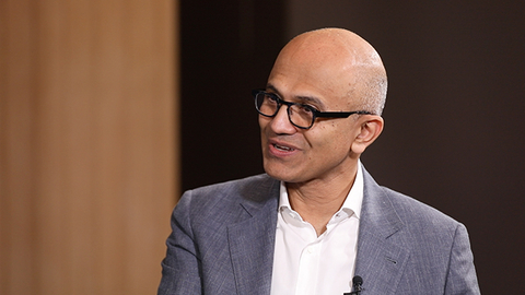 微软CEO萨提亚:公司能否基业长青取决于其使命和文化