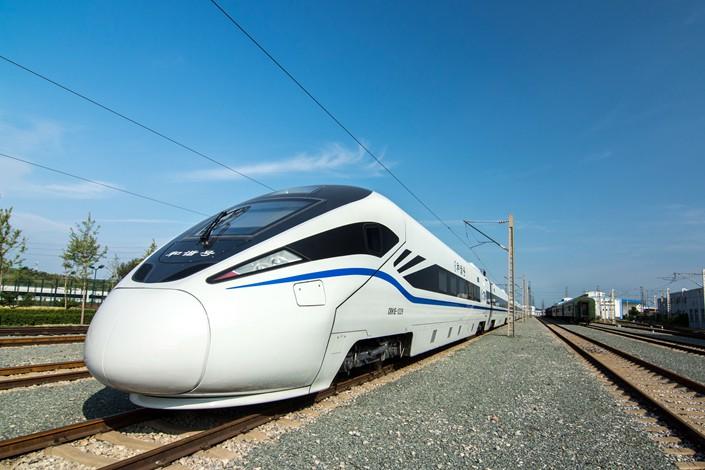 Bombardier China Venture Wins Major New Train Orders