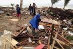 印尼海啸已造成222人死亡 843人受伤