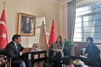 """土执政党副主席:出兵叙利亚为反恐 对""""卡舒吉案""""要追责到底"""