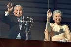 日本天皇退位前最后新年致辞  朝贺人数创纪录