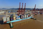 马士基:中美贸易战是业绩最大影响因素