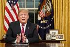 特朗普向全美讲话煽情呼吁建墙 民主党人反讥制造恐惧