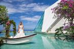 特别呈现 | 巴厘岛水之教堂倡导可持续发展理念 邀您举办一场环保型婚礼