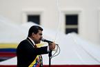 委总统马杜罗在争议中就职连任 受孤立形势加剧