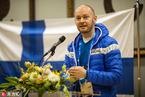 芬兰文体部长:中芬可合作打造冰雪运动文化