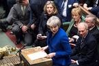 特雷莎·梅挺过议会不信任投票 脱欧期限延长可能性扩大