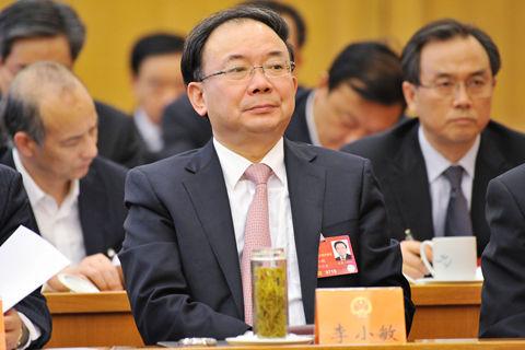 江苏省委常委、无锡书记李小敏当选省人大常委会副主任