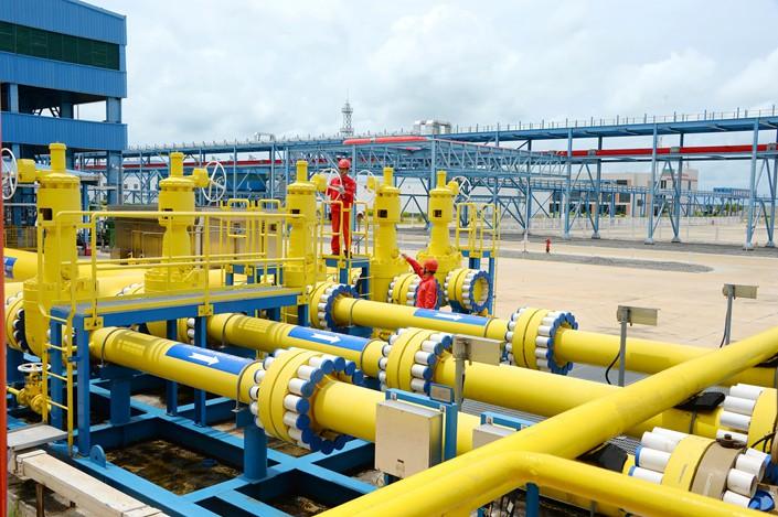 China's Natural Gas Consumption Grew 16% Last Year