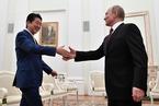 安倍与普京谈判日俄领土争议 岛屿归还问题未获明确进展