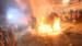 西班牙民俗:骑马跨越火堆