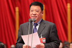 河南政协原副主席靳绥东被移送审查起诉 曾高价出售本人书法作品