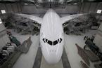 """空客决定停产A380 """"空中巨无霸""""时代落幕"""