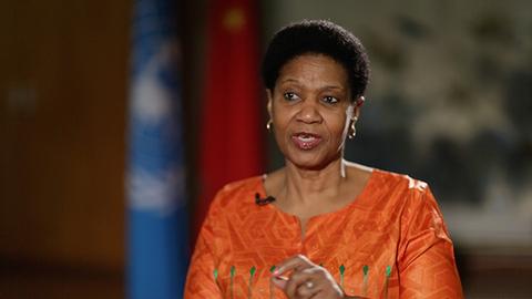 联合国副秘书长努卡:世界上大部分贫困人口是女性