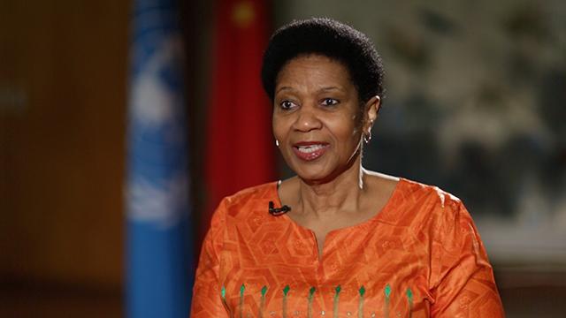 联合国副秘书长努卡:无论哪国女性,家庭暴力都带来相似的伤害