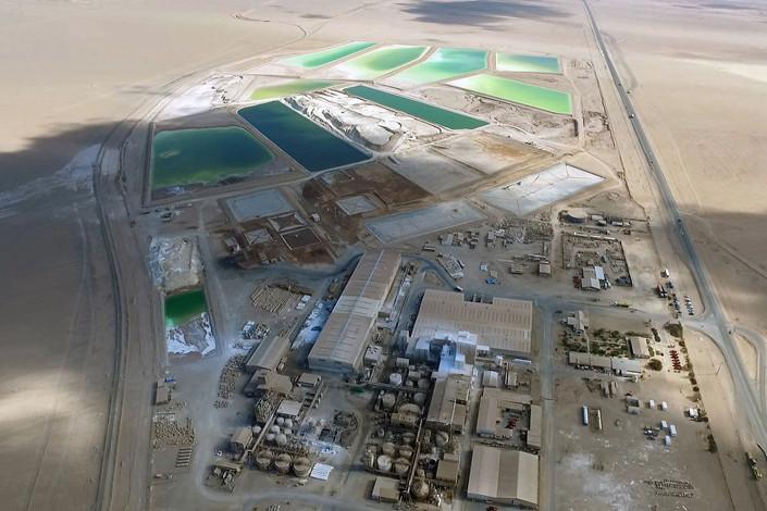 Tianqi Lithium's $4.1 Billion Chilean Bet