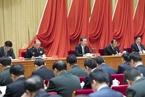 赵乐际在十九届中央纪委三次全会上的工作报告