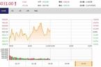 今日午盘:农业股再度走强 沪指震荡微涨0.11%