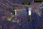 特朗普称若朝鲜重建导弹基地 将对金正恩非常失望
